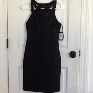 Black Guess dress with tags